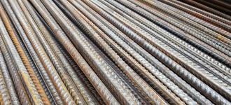 Арматура стальная рифленая диаметром 6 мм класса В500С в мотках