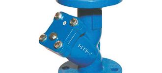 Фильтр магнитный фланцевый условным диаметром 50