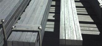 Квадрат стальной конструкционный горячекатаный размером 7х7 мм из стали Ст20 длиной 6 м