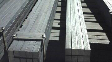 Квадрат конструкционный 16 Ст35 6 м