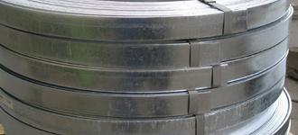 Лента стальная нержавеющая холоднокатаная толщиной 0,15 мм и шириной 310 мм из стали 12Х18Н10Т-М