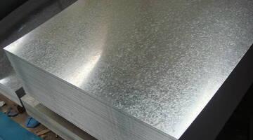 Лист нержавеющий 14х1000x2000 AISI 304 шлифованный горячекатаный