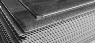 Лист стальной горячекатаный толщиной 1,5 мм и размером 1250х2500 мм из стали Ст3пс5