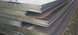 Лист стальной холоднокатаный толщиной 0,5 мм и размером 1000х2000 мм из стали Ст08пс