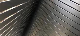 Полоса стальная нержавеющая толщиной 3 мм и шириной 20 мм из стали AISI 304 (08Х18Н10)