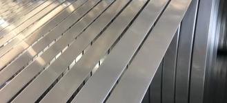 Полоса стальная оцинкованная толщиной 4 мм и шириной 25 мм длиной 6 м из стали Ст3