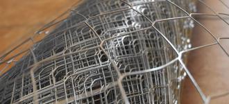 Сетка стальная штукатурная размером 0,5х40х15