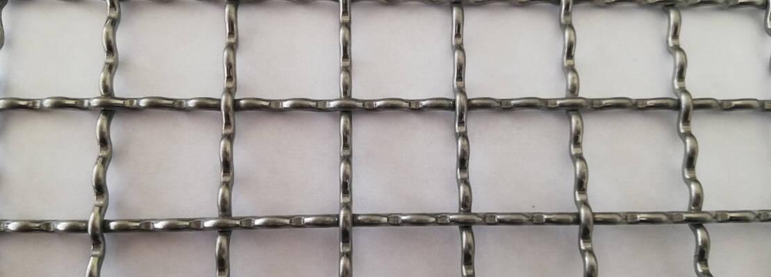 Сетка сложно-рифлёная