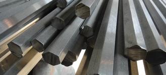 Шестигранник стальной инструментальный диаметром 6 мм из стали 9ХС