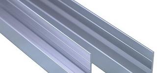 Алюминиевый швеллер 20х15 из сплава АД31 длиной 4 м