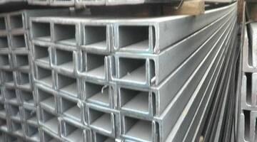 Швеллер гнутый 80x50x4 Ст3 6 м