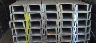 Швеллер стальной горячекатаный номер 5П из стали Ст3 длиной 6 м