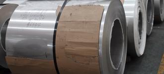 Штрипс стальной холоднокатаный толщиной 0,35 из стали Ст3сп5 в рулоне