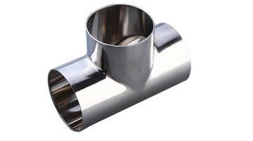 Тройник для труб равнопроходный Ду400 (426х12,0) Ст20 исп.2