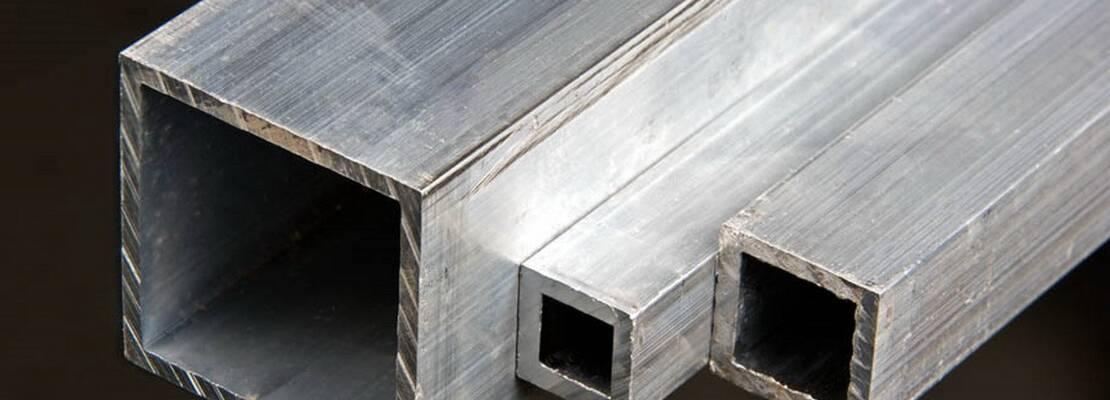 Алюминиевая труба квадратная