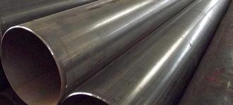 Труба стальная бесшовная горячедеформированная диаметром 45х3,5 мм из стали Ст10
