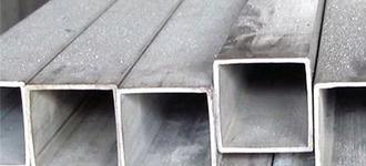 Труба стальная электросварная квадратная размером 30х30х3 мм из стали 09Г2С длиной 6 м