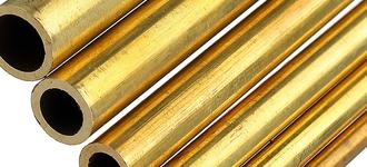 Латунная полутвёрдая холоднокатаная труба диаметром 3х0,5 мм из сплава Л63 длиной 3 м