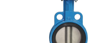 Затвор поворотный дисковый тип D71X-16 (EPDM) условным диаметром 40 Ру16