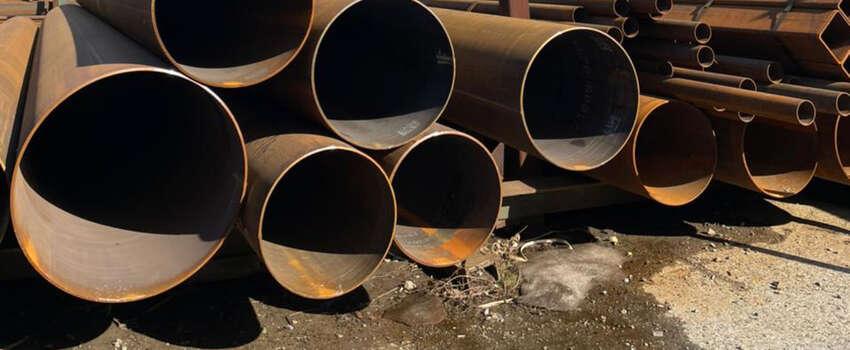 Труба электросварная 377х7 и 377х8 Ст3 по специальной цене