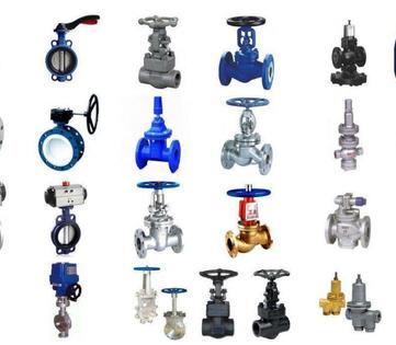 Трубопроводная арматура – классификация